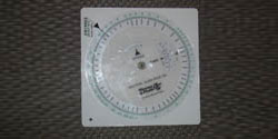 Nautical Mile Scale